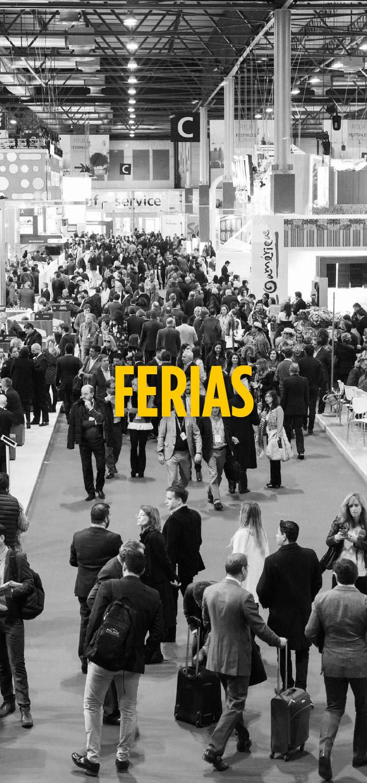 Coordinación y organización de ferias y stands en Madrid